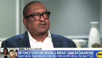 breast cancer in men mathew knowles beyonce knowles