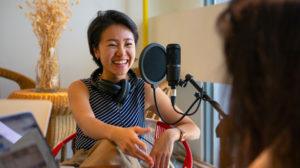 something private podcast is hosted by Nicole Lim