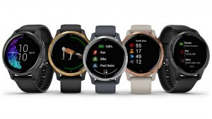 Garmin venu Review different colors